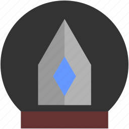 art, corner, feather, instrument, pen, tool icon