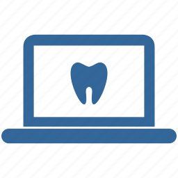 care, dental, medical, site, stomatology, tooth icon