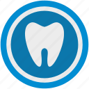 care, dental, dentist, health, hospital, medicine, tooth icon