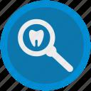 care, dental, dentist, hospital, stomatology, tooth icon