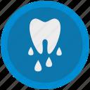 care, dental, dentist, hospital, stomatology, tooth, treatment icon