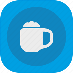 bar, beer, bocal, coffee, cup, drink, pub icon