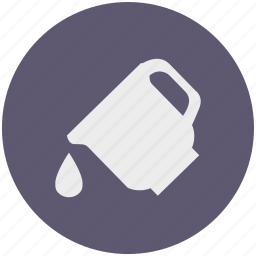 coffee, dishes, drink, drop, pour, tea, water icon