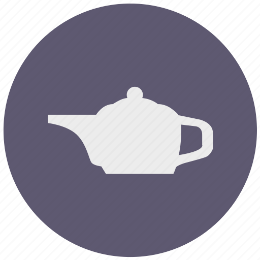 coffee, dishes, drink, glass, pot, tea icon