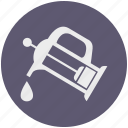 beverage, coffee, drink, drop, pot, pressure, tea icon