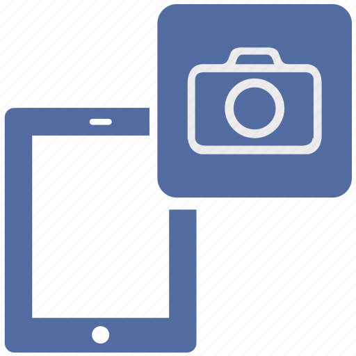 camera, device, electronic, photo, shot, tablet, video icon