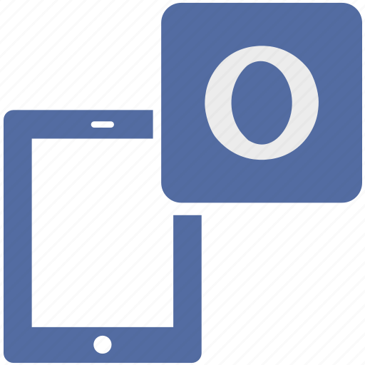 browser, dislay, display, electronic, internet, opera, tablet icon