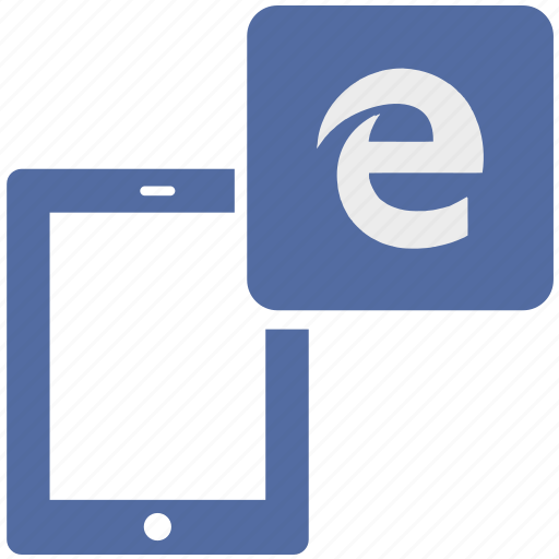 browser, electronic, explorer, internet, network, tablet, windows icon