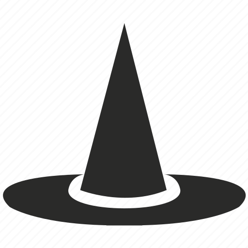 clothing, dress, halloween, hat, magic, wizard icon