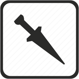 cook, cooking, food, kitchen, knife, meat, restaurant icon