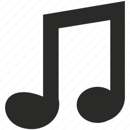 audio, element, file, folder, music, note, sound icon