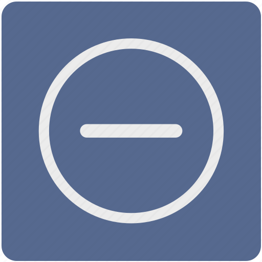 cursor, minus, out, pointer, zoom icon