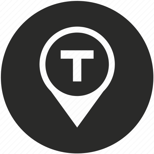 car, map, navigation, pointer, taxi, transport, transportation icon