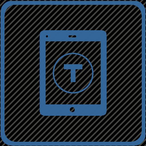 Taxi, smartphone, internet, wifi, mobile, app icon