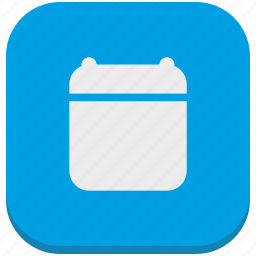 calendar, date, functions, plan, planning, schedule, smartphone icon
