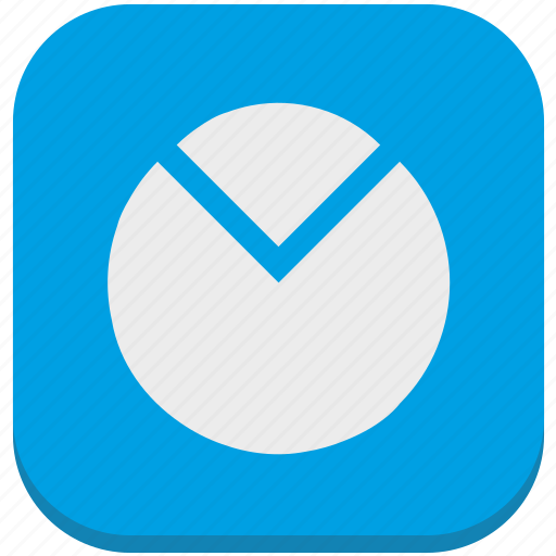 chart, functions, graph, smartphone, statistics icon