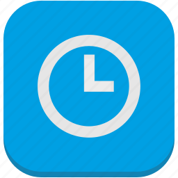 calendar, clock, date, functions, plan, smartphone, watch icon