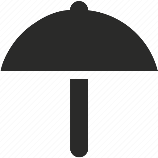 forecast, functions, protection, rain, safety, umbrella, weather icon