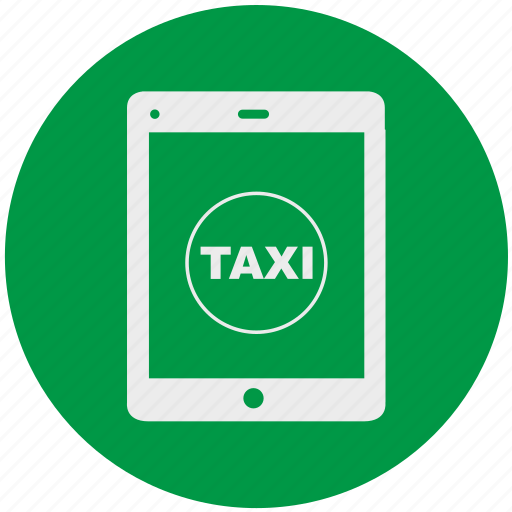 device, free, service, smartphone, tablet, taxi, wifi icon