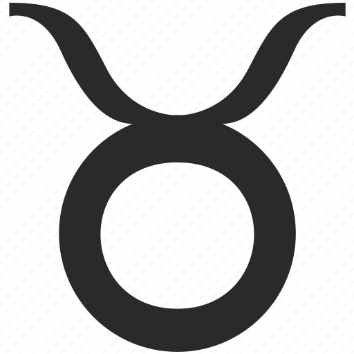 horoscope, sign, taurus, zodiac icon