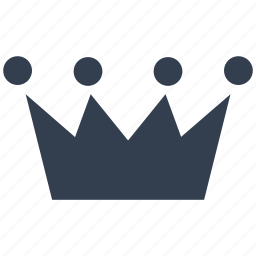 aristocracy, crown, heraldic, king, prince, wintage icon