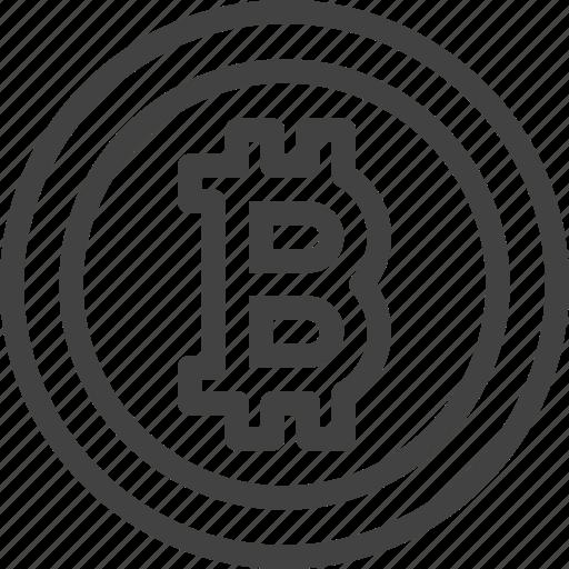 bitcoin, blockchain, coin, cryptocurrency, finance, money icon