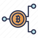 double, spending, cryptocurrency, currency, e-money, bitcoin