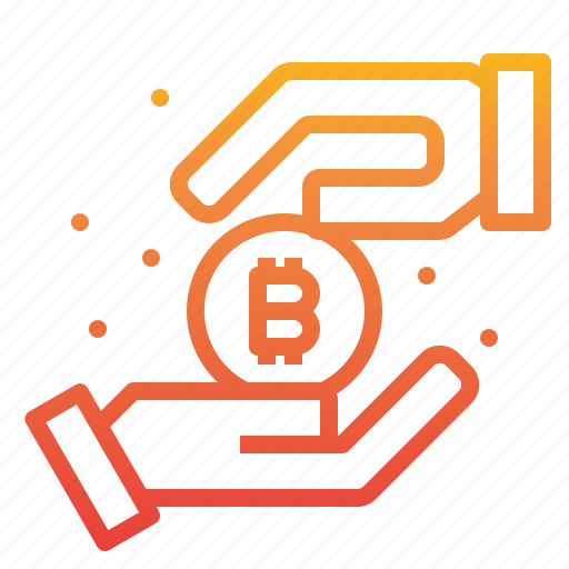 Bitcoin, cryptocurrency, income, money icon - Download on Iconfinder