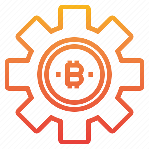 Bitcoin, cryptocurrency, management, money icon - Download on Iconfinder