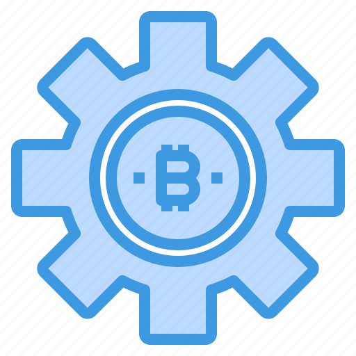 bitcoin, cryptocurrency, management, money icon
