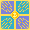 bitcoin, business, cryptocurrency, cryptoicons, digital currency, invest, trust icon