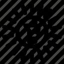 bitcoin, digital, smartphone icon