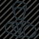 account, account balance, balance, profile icon