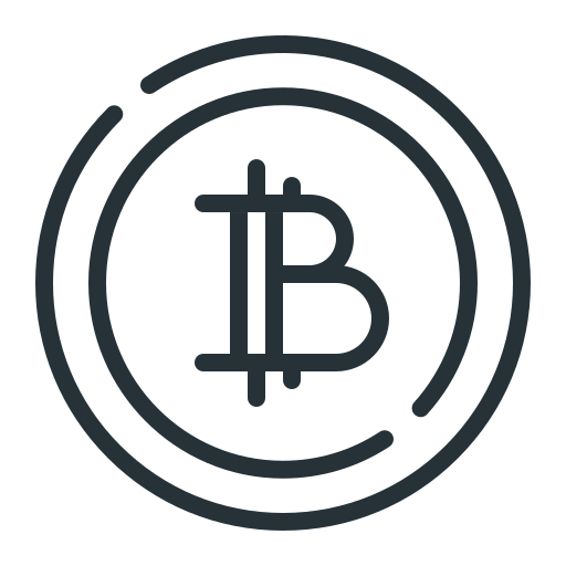 bitcoin, btc, coin, cryptocurrency icon
