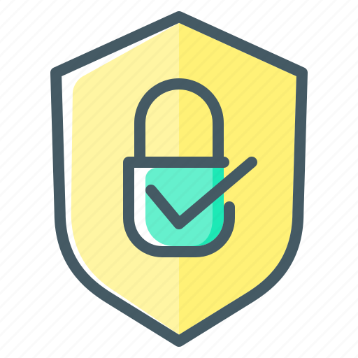 blockchain, encryption, secure, security, shield icon