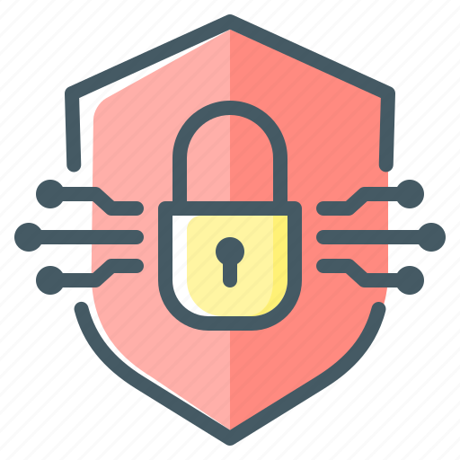 blockchain, encrypted, lock, locked, secure, security icon