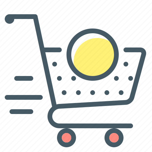 cryptocurrency, off, pay, pay off, pushcart, shopping carts icon
