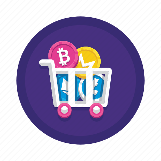 business, buy, cryptocurrencies icon