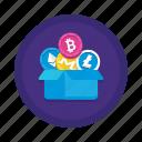 bitcoin, cryptocurrency, ico, money