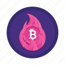 burn, cryptocurrency, proof