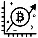 bitcoin, cryptocurrency, currency icon