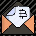 cryptocurrency, market, email, message, letter, envelope, paper