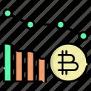 cryptocurrency, market, loss, exchange, crash, trade, trend