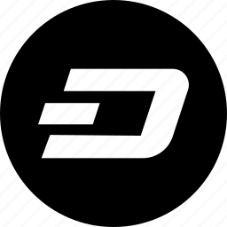 blockchain, cryptocurrency, currency, darkcoin, dash, xcoin icon