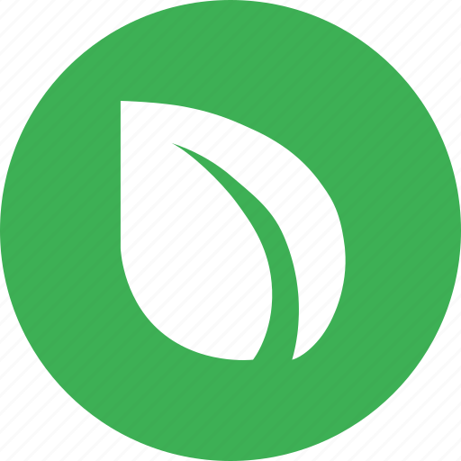 blockchain, cryptocurrency, currency, peercoin icon