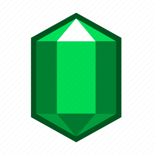 crystal, eco, environment, green, stone, zircon, zirconium icon