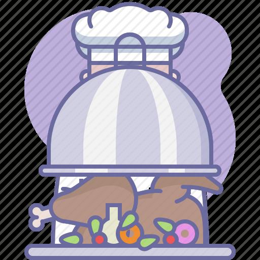 Chef, cook, cooking, culinarium, food, kitchen, restaurant icon - Download on Iconfinder