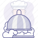 chef, cook, cooking, culinarium, food, kitchen, restaurant icon