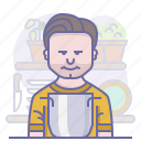 chef, cook, cooking, culinarium, jamie oliver, kitchen, mastery icon