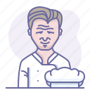 chef, cook, cooking, culinarium, gordon ramsay, kitchen, mastery icon